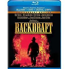 Backdraft [Blu-ray/DVD Combo + Digital Copy]