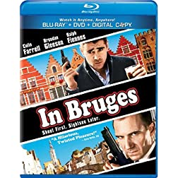 In Bruges [Blu-ray/DVD Combo + Digital Copy]