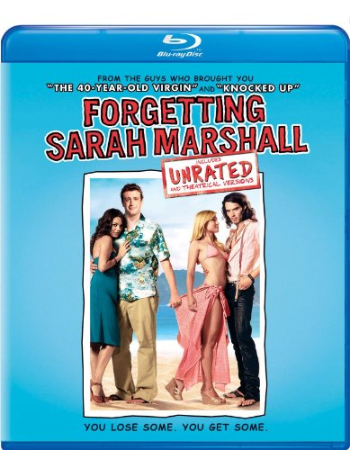 Forgetting Sarah Marshall [Blu-ray/DVD Combo + Digital Copy]