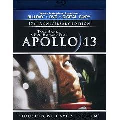 Apollo 13 [Blu-ray/DVD Combo + Digital Copy]