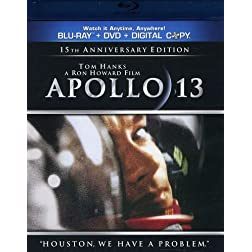 Apollo 13 [Blu-ray/DVD Combo + Digital Copy]