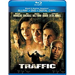 Traffic [Blu-ray/DVD Combo + Digital Copy]