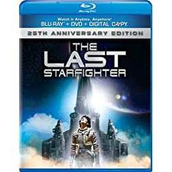 The Last Starfighter [Blu-ray/DVD Combo + Digital Copy]