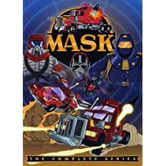 M.A.S.K.: The Complete Series