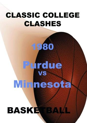 1980 Purdue vs Minnesota - Basketball