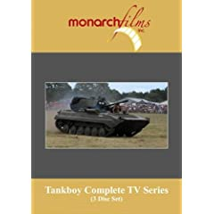 Tankboy Complete TV Series Episodes 1 thru 5 (3 Disc Set)