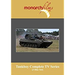 Tankboy Complete TV Series Episodes 1 thru 5 (3 Disc Set)