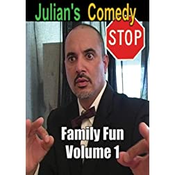 Julian's Comedy Stop Family Fun Volume 1