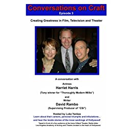 CONVERSATIONS ON CRAFT - Episode 3
