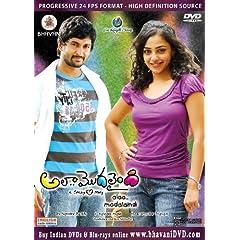 Ala Modalaindi (USA Version DVD from Bhavani)