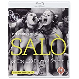 Salo [Blu-ray]