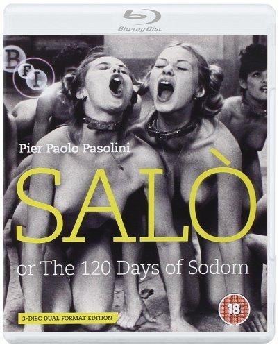 Salo [Blu-ray]