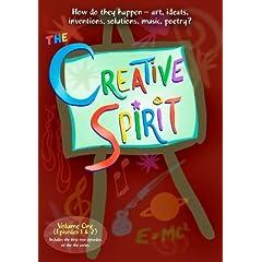 The Creative Spirit (Volume One) (Non-Profit)