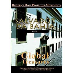 Global Treasures SALVADOR DA BAHIA