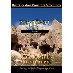 Global Treasures ZELVE OREN YERI
