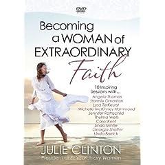 Becoming a Woman of Extraordinary Faith DVD
