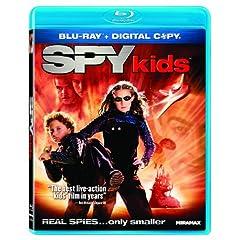 Spy Kids [Blu-ray + Digital Copy]