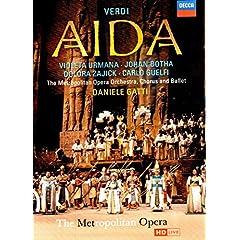 Verdi: Aida [2 DVD]