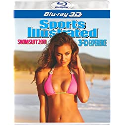 Sports Illustrated Swimsuit 2011: The 3D Experience [Blu-ray 3D Version]