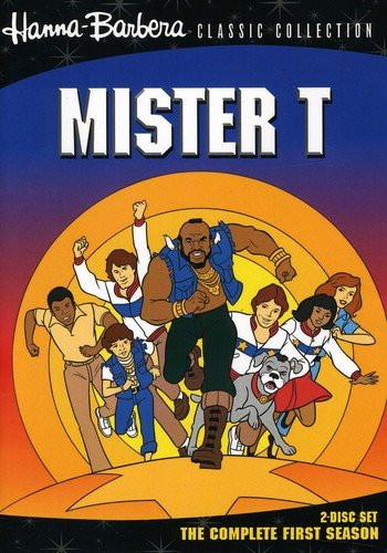 Mister T: The Complete First Season (2 Discs)