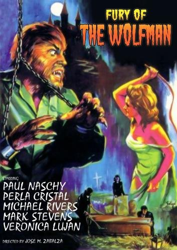 Fury of the Wolfman (aka La Furia del Hombre Lobo) (1970)