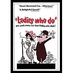 Ladies Who Do (1963)