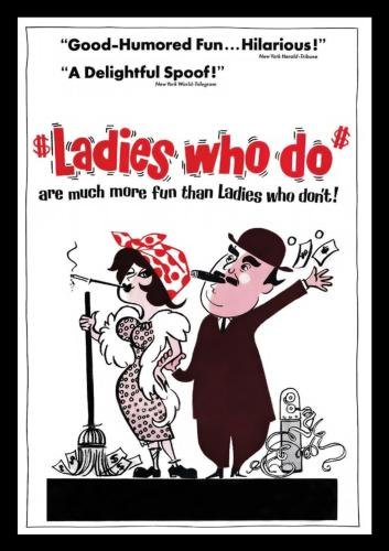 Ladies Who Do (1963)
