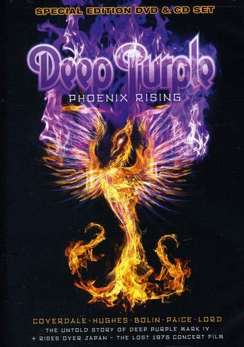 Phoenix Rising [DVD/CD Combo]