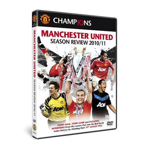 Manchester United Season Review 2010-2011 Soccer DVD
