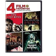 4 Film Favorites: Vampires