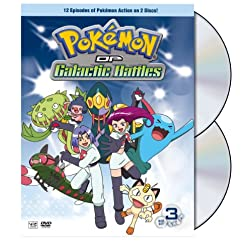 Pokemon Dp Galactic Battles 5-6