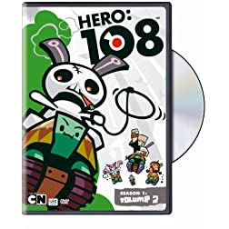 Hero 108: Season One V.2
