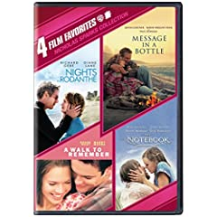 4 Film Favorites: Nicholas Sparks Romances