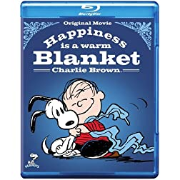 Happiness Is a Warm Blanket Charlie Brown [Blu-ray]