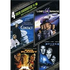 4 Film Favorites: Sci-Fi