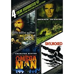 4 Film Favorites: Charlton Heston