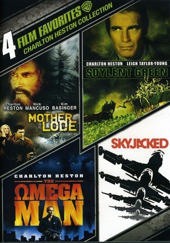 4 Film Favorites: Charlton Heston