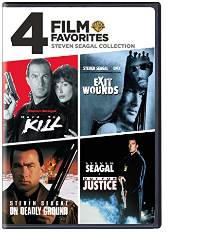 4 Film Favorites: Steven Seagal Action