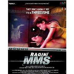 Ragini MMS (2011) (Thriller Hindi Film / Bollywood Movie / Indian Cinema DVD)