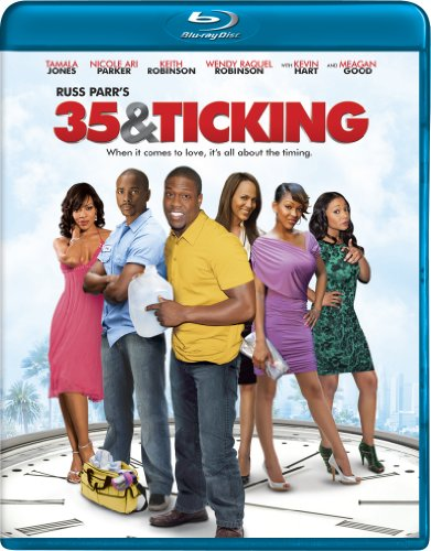 35 and Ticking [Blu-ray]