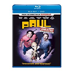 Paul (Two-Disc Blu-ray/DVD Combo + Digital Copy)