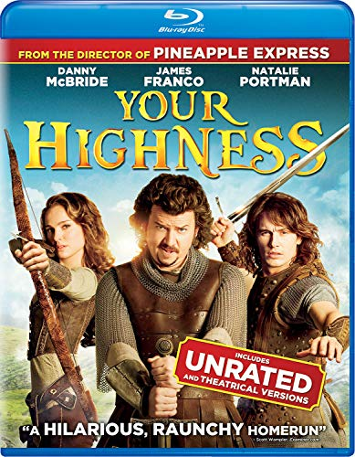 Your Highness [Blu-ray + Digital Copy]