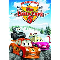The Little Cars 5: Big Adventures