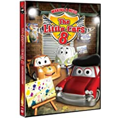 The Little Cars 8: Making a Mess