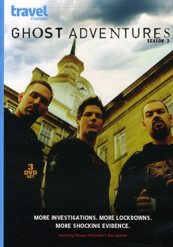 Ghost Adventures: Season Three