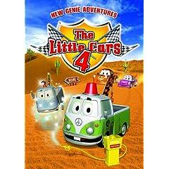Little Cars 4: New Genie Adventures