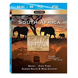Best of Travel: South Africa [Blu-ray plus DVD and Digital Copy]