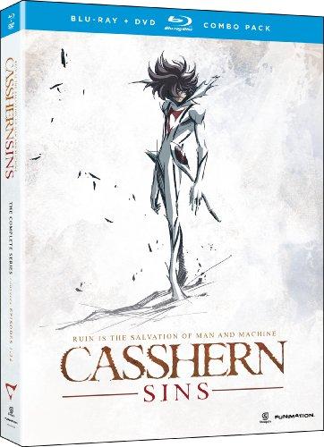 Casshern Sins: Complete Series (DVD/Blu-ray Combo)