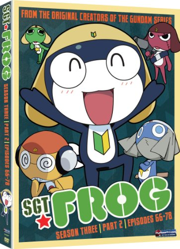 Sgt. Frog: Season Three, Part Two
