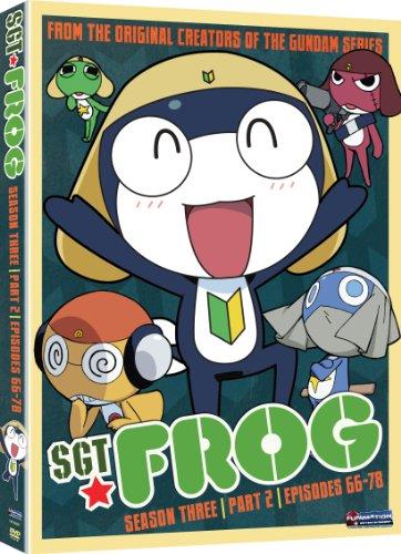 Sgt. Frog: Season Three, Part Two